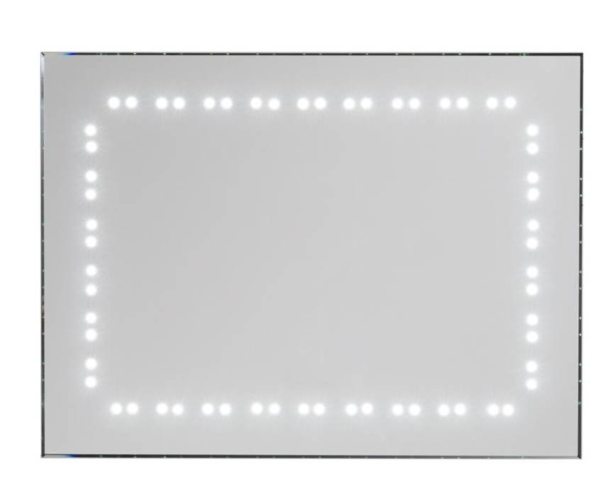 Купить Зеркало Aquanet LED 07C 80 00180763, Россия