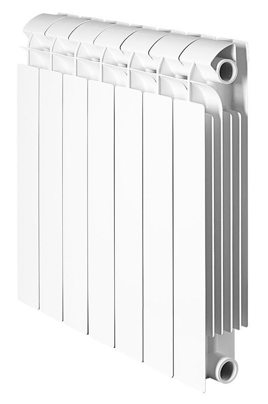 Купить Секционный алюминиевый радиатор Global VOX 350 11 cекций Глобал Вокс, Италия