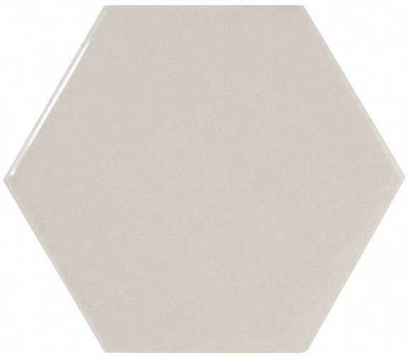 Купить Керамогранит Equipe Scale Hexagon Grey Matt 10, 1x11, 6, Испания