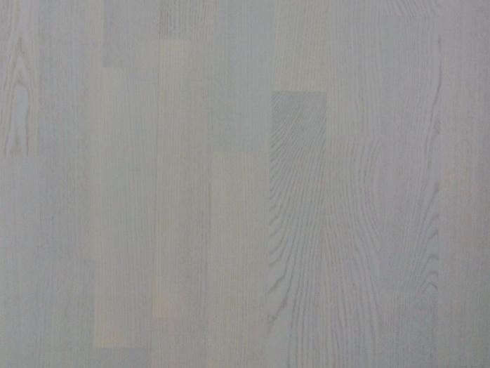Купить Паркетная доска Floorwood ASH Madison milky white Matt LAC 3S (Ясень Кантри), Россия