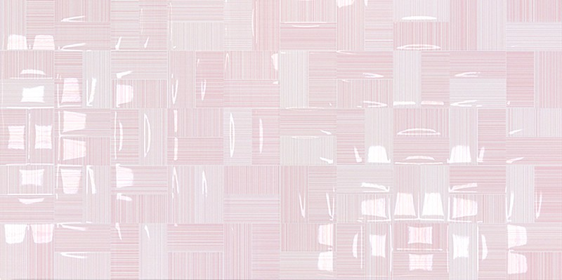 Купить Керамическая плитка AltaСera Pion Lila Twist Lila Настенная WT9TWS02 24, 9х50, Россия