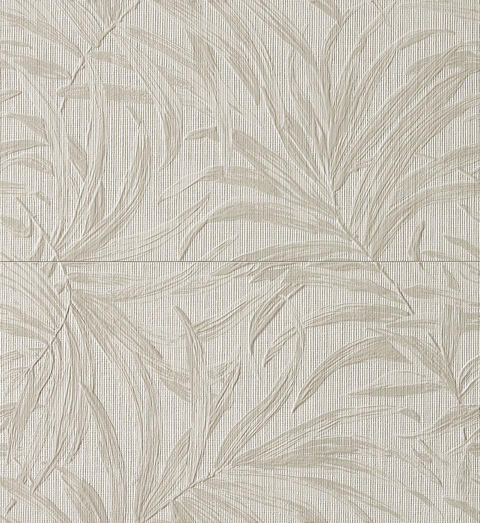 Керамическая плитка Fap Milano 28132 Kenzia Bianco Ins. Mix2 панно 30, 5х112, Италия  - Купить