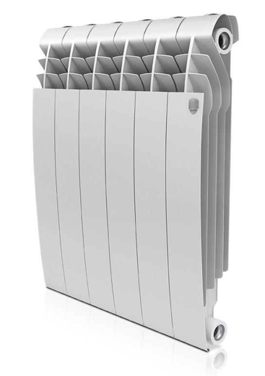 Купить БиМеталлический радиатор Royal Thermo Biliner Inox 500 04 секции , Италия