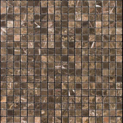 Мраморная мозаика Natural Adriatica M052-15P (M052-FP) (1,5х1,5) 30,5х30,5