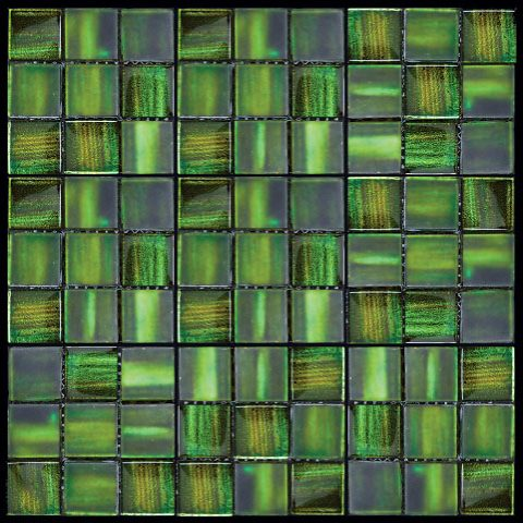 Купить Стеклянная мозаика Natural Dark JP-308 (3х3) 28, 8х28, 8, Китай
