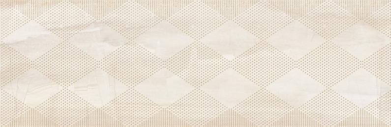 Купить Керамическая плитка Mei Simple Stone Inserto Geo B бежевый (O-SIP-WIU011-16) декор 25x75, Россия