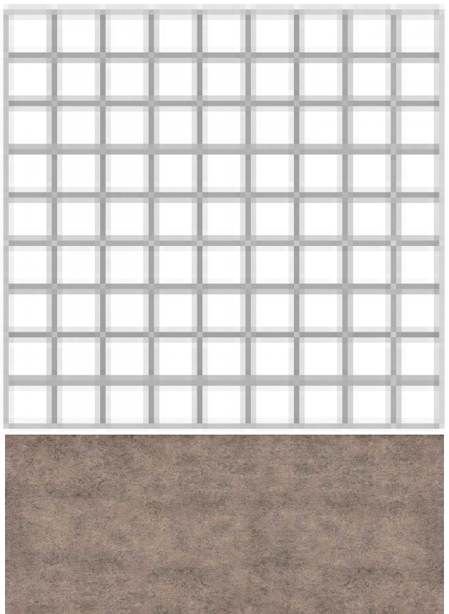 Купить Керамогранит Seranit Riverstone Mosaic Brown (5x5) мозаика 30x30, Турция