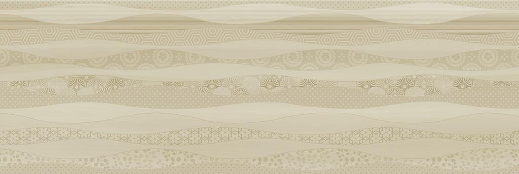Купить Керамическая плитка ITT Ceramica Pleasure Decor Beige настенная 20x60, Испания