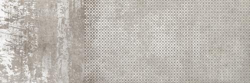 Купить Керамическая плитка Ibero Materika Dec. Constellation Grey B декор 25x75, Испания