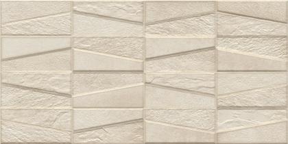 Купить Керамогранит Ibero Materika Tektonia Sand декор 31, 6x63, 5, Испания