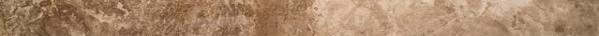 Купить Керамогранит Seranit Fossil Border Brown Lappato бордюр 7, 2x120, Турция