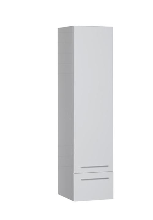 Купить Пенал Aquanet Нота 40 подвесной белый 00165407, Россия