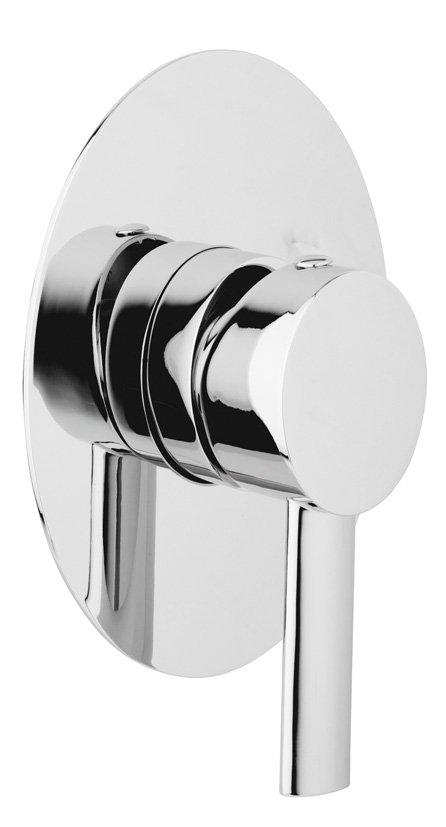 Купить Встраиваемый смеситель для душа Cezares Over хром OVER-DIM-01-Cr, Италия
