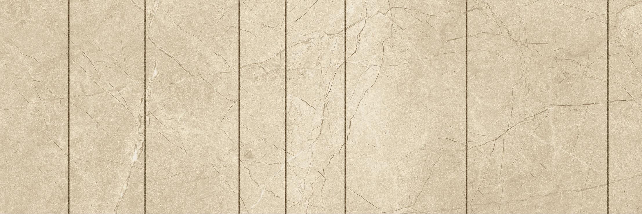 Купить Керамическая плитка Италон Charme Extra 600080000370 Arcadia Inserto Golden Line 25х75, Россия