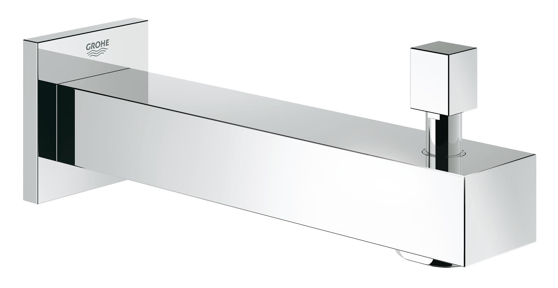 Купить Излив для ванны Grohe Universal Cube с переключателем ванна/душ 13304000, Германия