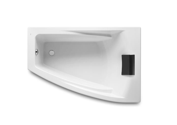 Купить Акриловая ванна ROCA HALL ANGULAR 1500x1000 правая ZRU9302865, Испания