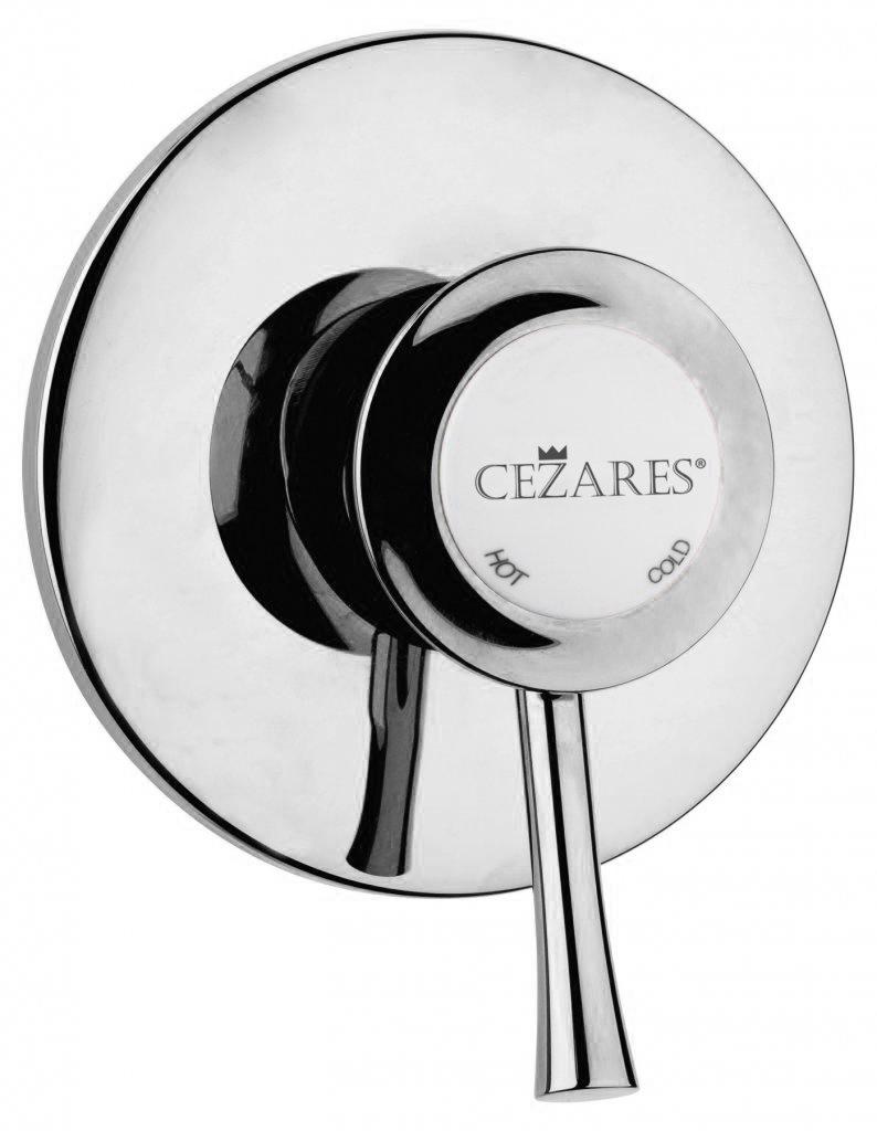 Купить Встраиваемый смеситель для душа Cezares Giubileo хром GIUBILEO-DIM-01, Италия