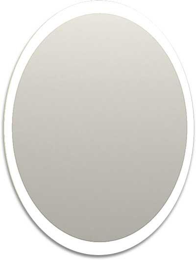 Зеркало Marka One Art 65 с подсветкой, 1MARKA, Россия  - Купить