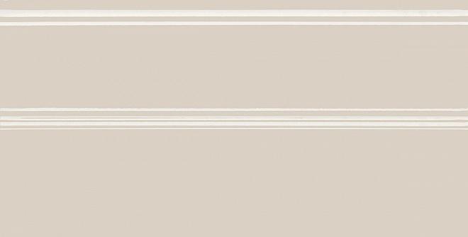 Купить Керамическая плитка Даниэли Плинтус бежевый обрезной FMA009R 30х15, Kerama Marazzi, Россия