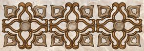 Купить Керамическая плитка Нефрит Гермес Бордюр 93-03-15-125-0 25x9, Россия