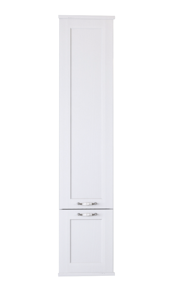 Купить Шкаф-колонна АКВАТОН ЛЕОН дуб белый, Акватон, Россия