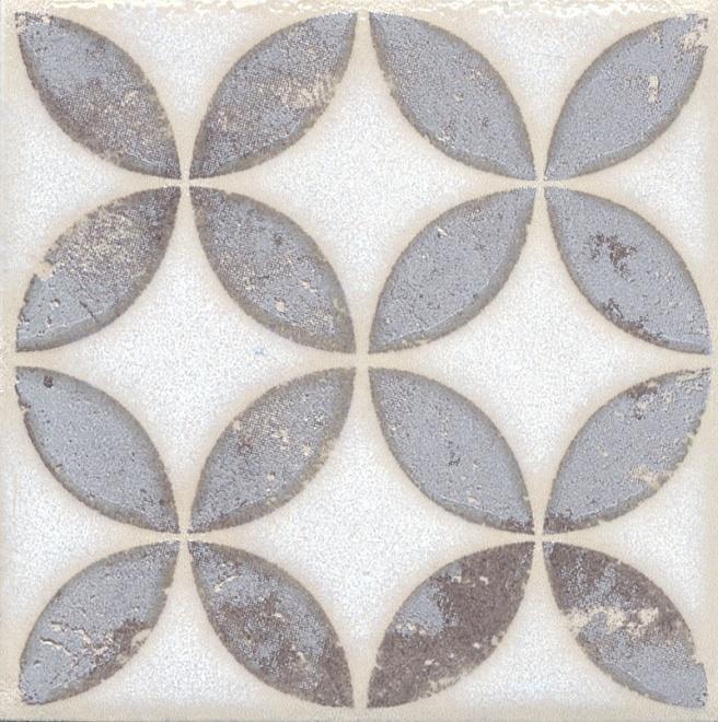 Купить Керамический гранит Kerama Marazzi Амальфи Орнамент Коричневый STG/A401/1266 Декор 9, 9x9, 9, Россия