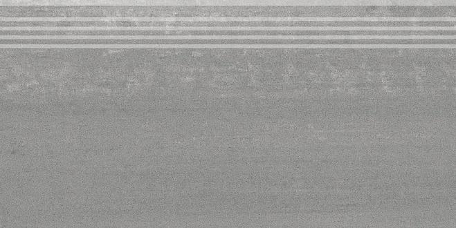 Ступень Kerama Marazzi Про Дабл DD201000R/GR серый темный обрезной 30х60