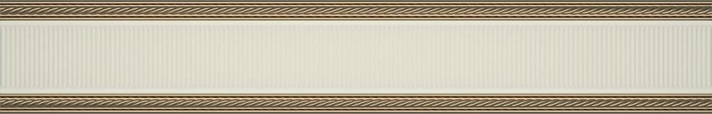 Купить Керамическая плитка Undefasa Embassy Listelo Beige бордюр 4х25, Испания
