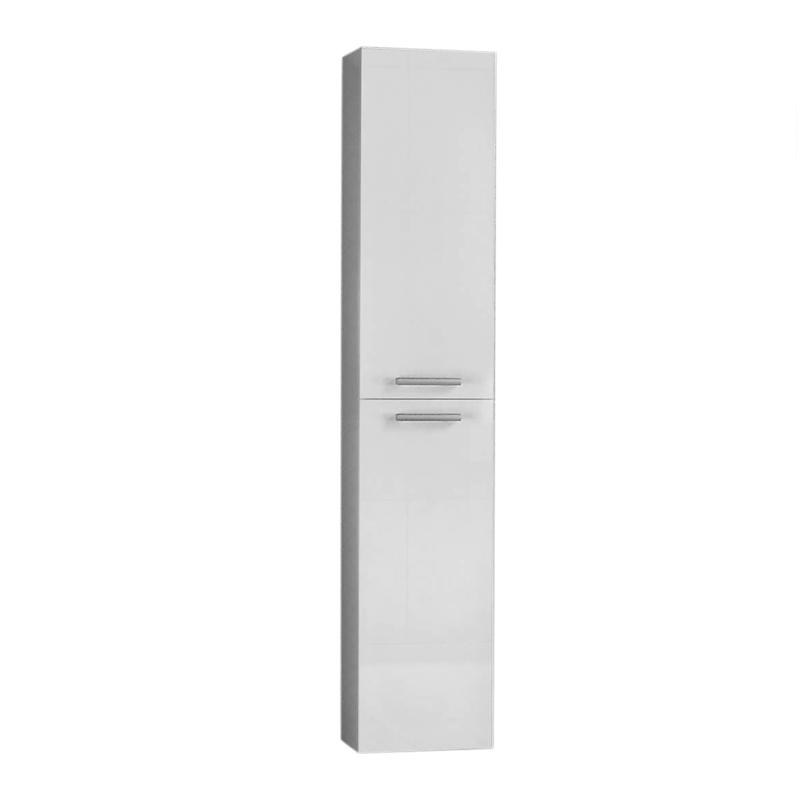 Купить Шкаф-колонна АКВАТОН МАДРИД М белый, Акватон, Россия