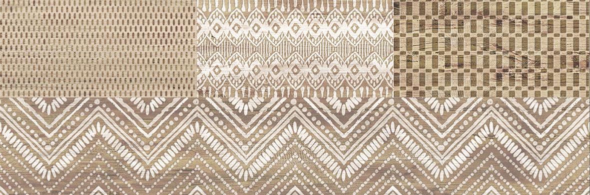 Купить Керамическая плитка Laparet Amber Панно из 6-х шт 120х60, Россия