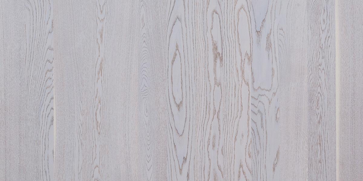 Купить Паркетная доска Floorwood 138 OAK Orlando White Matt LAC 1S (Дуб Робуст), Россия