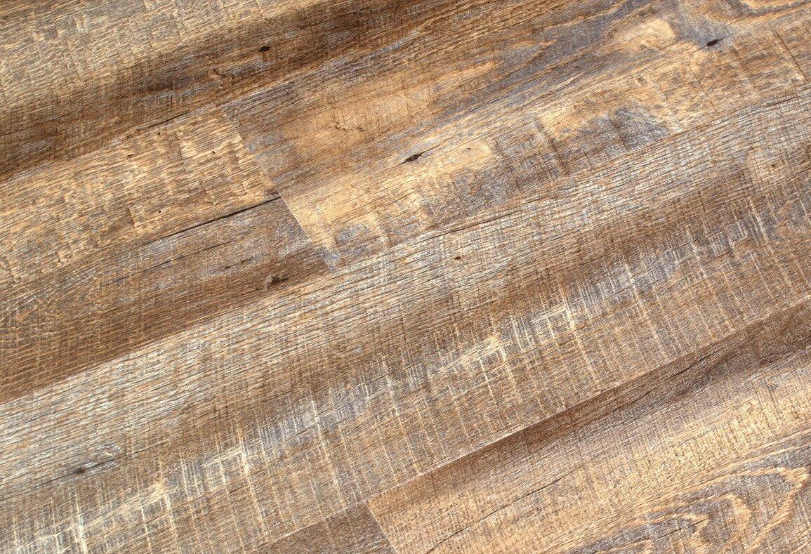 Кварцвиниловая плитка Alpine Floor Easy Line (клеевое соединение) Eco3-7 Дуб Миндаль