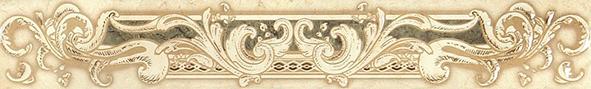 Купить Керамическая плитка Gracia Ceramica Rotterdam green 01 Бордюр 50х7, 5, Россия