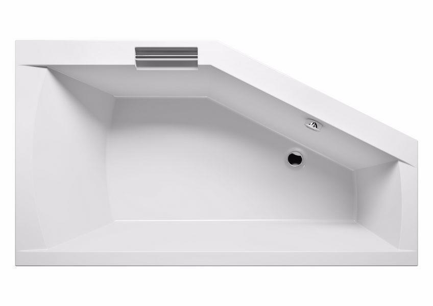 Купить Акриловая ванна Riho Geta 170x90 без гидромассажа, Чехия