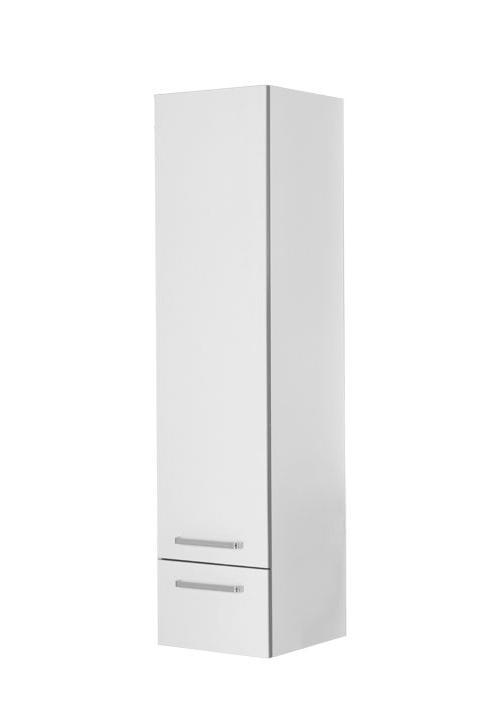 Купить Пенал Aquanet Сиена 40 подвесной правый белый 00189240, Россия