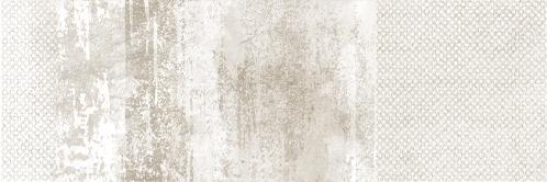 Купить Керамическая плитка Ibero Materika Dec. Constellation White A декор 25x75, Испания