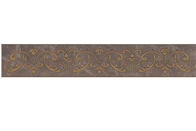 Купить Керамическая плитка Kerama Marazzi Орсэ AD/A364/15106 бордюр 7, 2х40, Россия