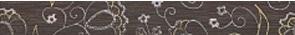 Купить Керамическая плитка Lasselsberger Наоми коричневый Бордюр 4, 5x39, 8, Lb-Ceramics, Россия