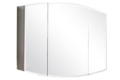 Купить Зеркальный шкаф АКВАТОН СЕВИЛЬЯ 120 белый, Акватон, Россия