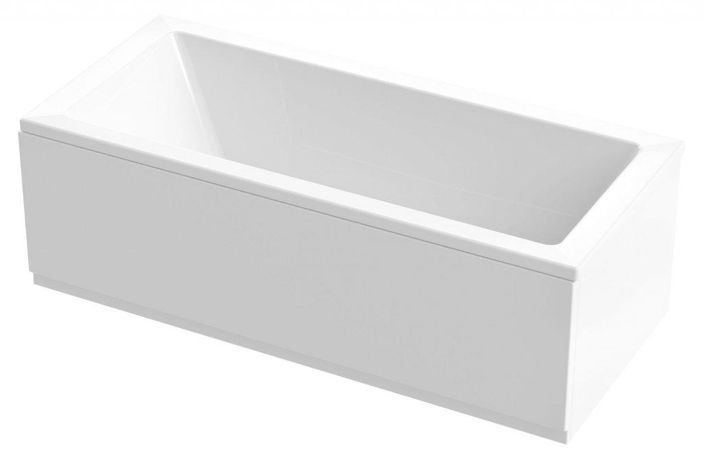 Купить Акриловая ванна Cezares PLANE 1700х700 PLANE-170-70-45, Италия