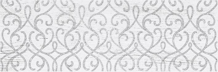 Купить Керамическая плитка Ceramica Classic Pub Blast Декор белый 17-03-01-1195-0 20х60, Россия