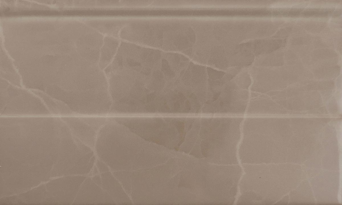 Купить Керамическая плитка Delacora Vardo Cacao Zocalo BW0VCZ21 плинтус 15x25, Россия