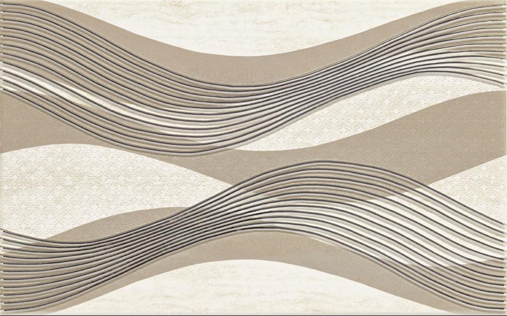 Купить Керамическая плитка Grupa Paradyz Sari beige inserto Декор 25x40, Польша