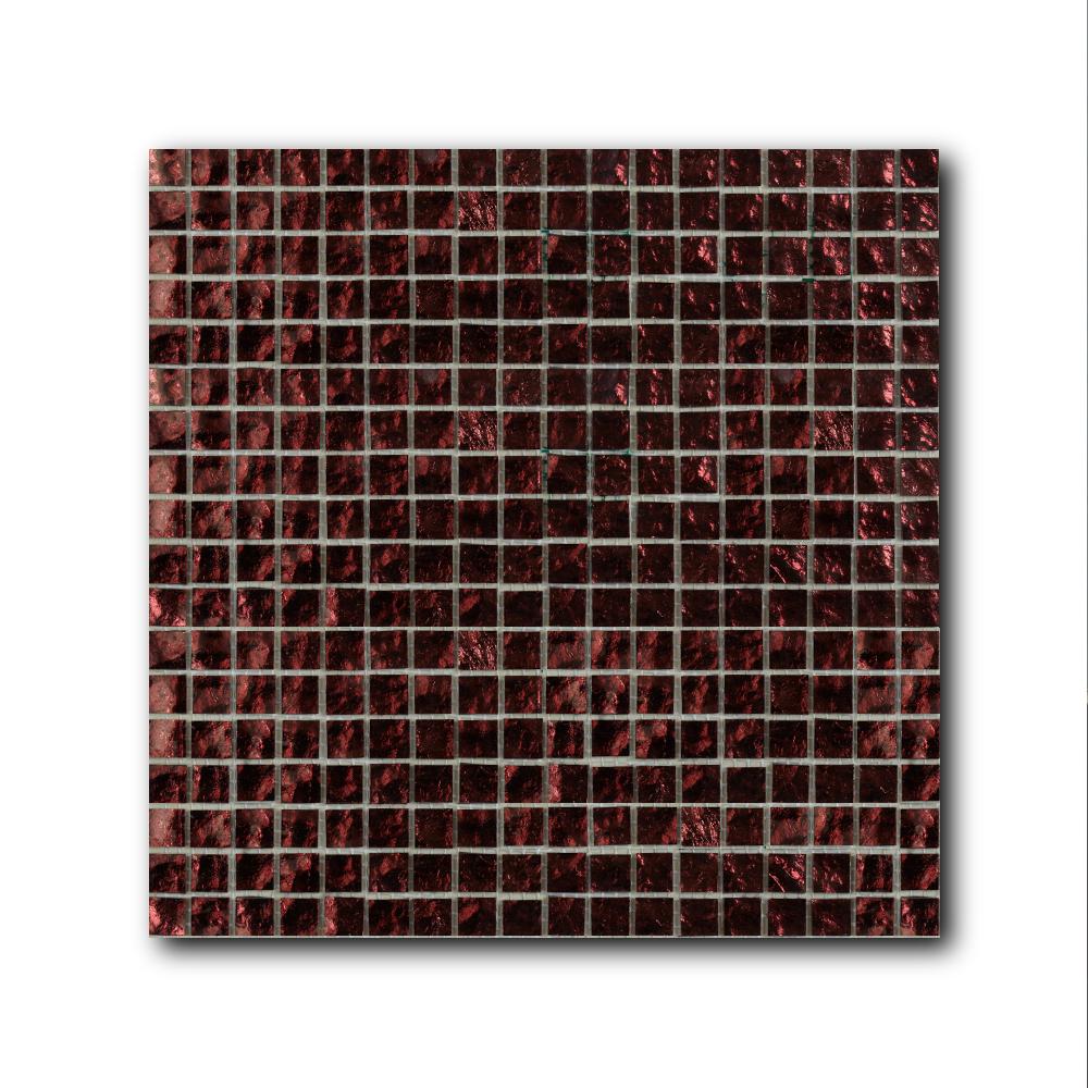 Купить Стеклянная мозаика Art&Natura Murano Specchio 19 (1, 5х1, 5) 30х30, Италия