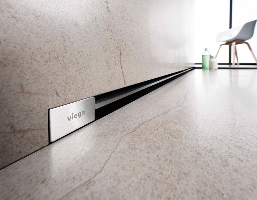 Купить Дренажный канал VIEGA Advantix 113х(300-1200)х(90-160) 736552, Германия