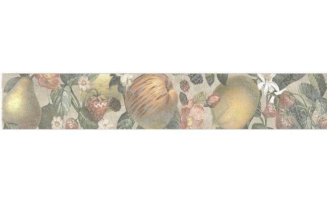 Купить Керамическая плитка Kerama Marazzi Пикарди HGD/A247/15000 Сад бордюр 7, 2х40, Россия