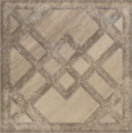 Керамогранит Cerdomus Antique Geometrie Clay вставка 20х20