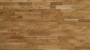 Паркетная доска FocusFloor Oak Libeccio High Gloss 3S